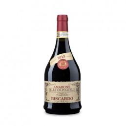 Amarone Della Valpolicella Classico 2013 fra Biscardo - lækker italiensk rødvin
